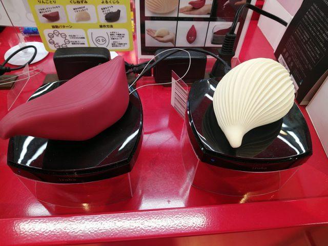 「iroha」は信長書店のLOVE TOYS (アダルトグッズ)・大人のおもちゃ売場2F「TENGASHOP KOBE」で展開中!