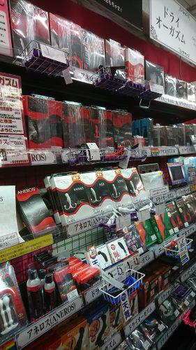 アダルトグッズ、大人のおもちゃ、LOVE TOYS、アナルプレイ、ディルド、おとこの娘グッズは信長書店梅田東通店4階にて販売です