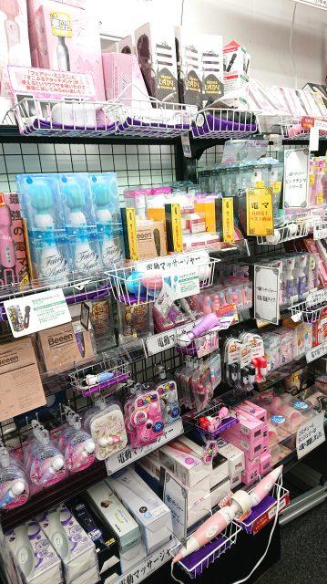 大人のおもちゃ、アダルトグッズ、LOVE TOYS、コンドームをお求めなら信長書店梅田東通店へ